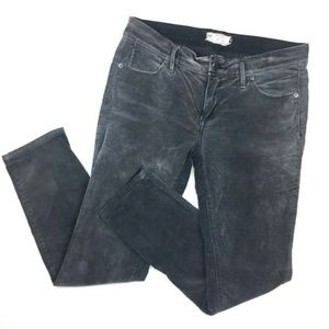 Free People Distressed Ankle Jeans